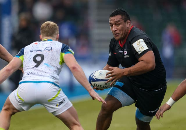 Saracens v Ospreys – Heineken Champions Cup – Pool Four – Allianz Park