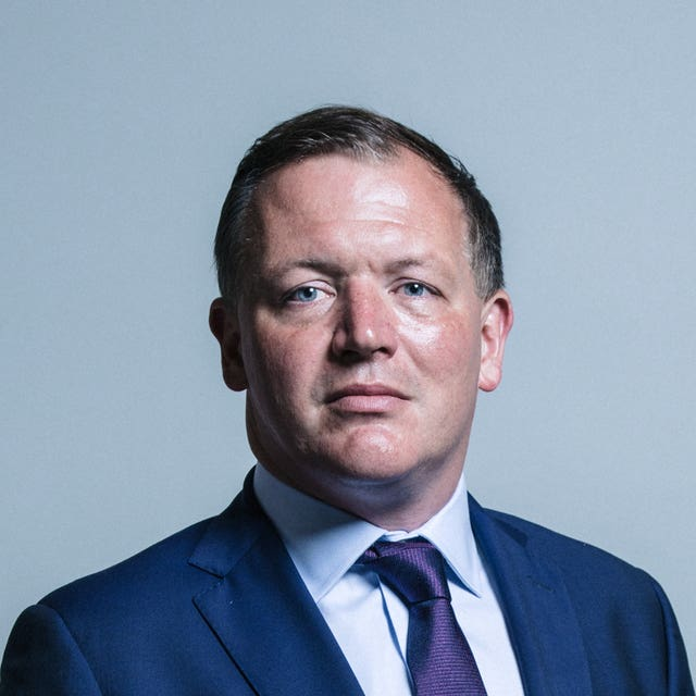 Damian Collins : UK Parliament official portrait 2017. (Chris McAndrew/UK Parliament)