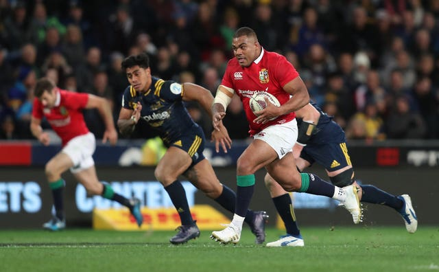 Kyle Sinckler was part of the British and Irish Lions touring party to New Zealand