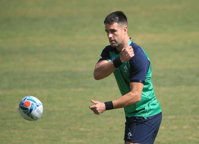 Ireland Captain's Run – Fukuoka Hakatanomori Stadium