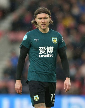 Jeff Hendrick turned down a new contract at Burnley and is now a free agent