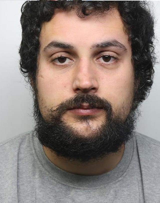 Alan Alencar has admitted attempting to murder a man by pushing him into the path of a Tube train (BTP)