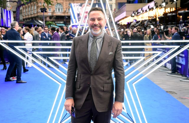 David Walliams will be one of the celebrity readers at the 500 Words awards ceremony