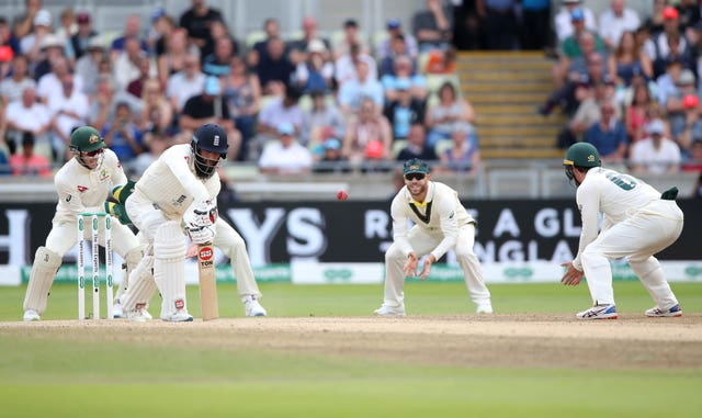 England's Moeen Ali was dropped after the first Ashes Test at Edgbaston