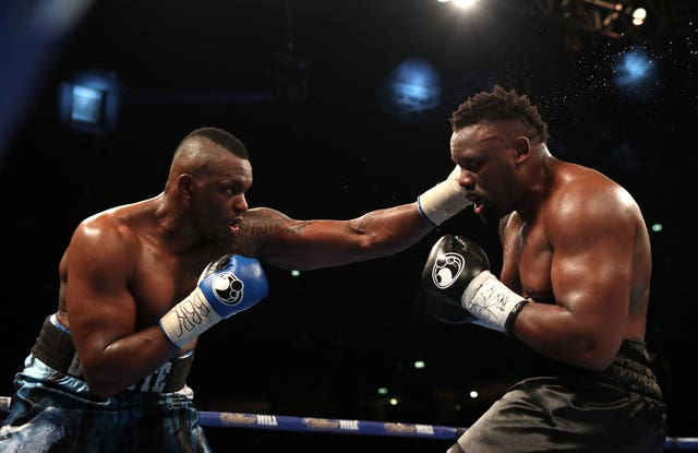 Dillian Whyte and Dereck Chisora will fight again