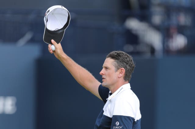 Justin Rose is the new world number one