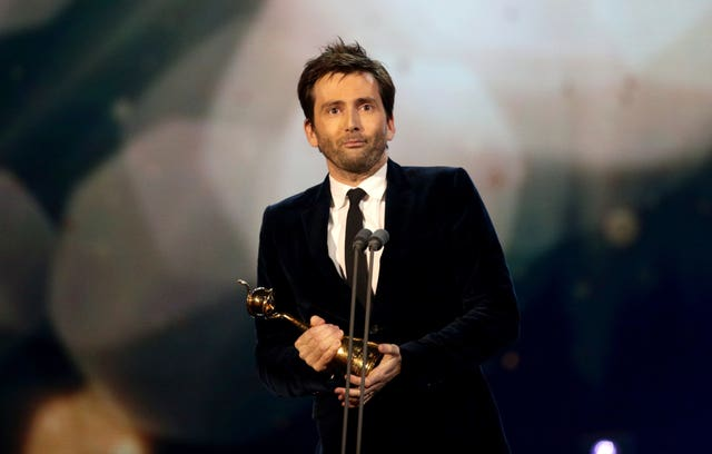 National Television Awards 2015 – Show – London
