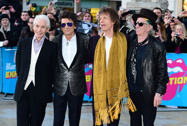 Exhibitionism: The Rolling Stones Exhibition Opening Night Gala – London