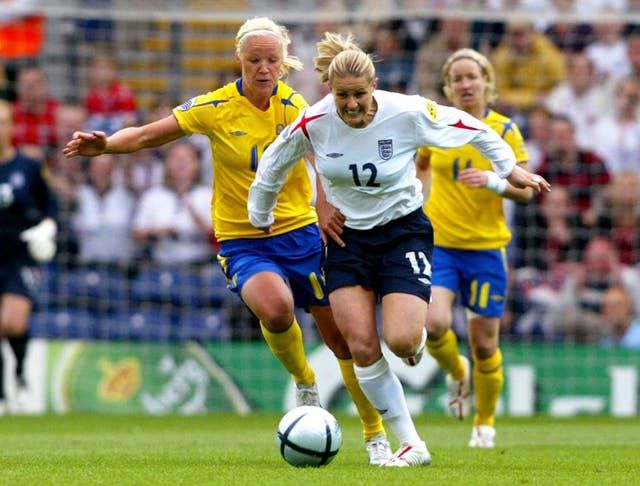 England last hosted the Women's European Championships in 2005