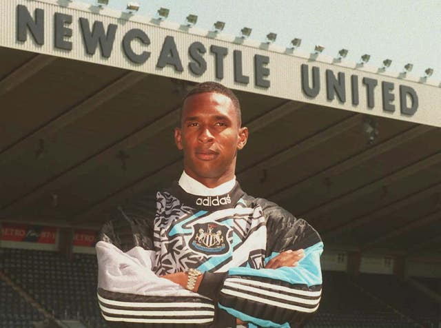 Shaka Hislop joins Newcastle United
