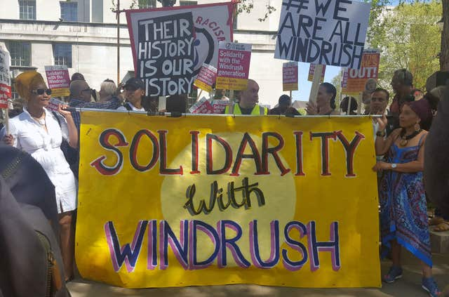 Windrush generation immigration controversy