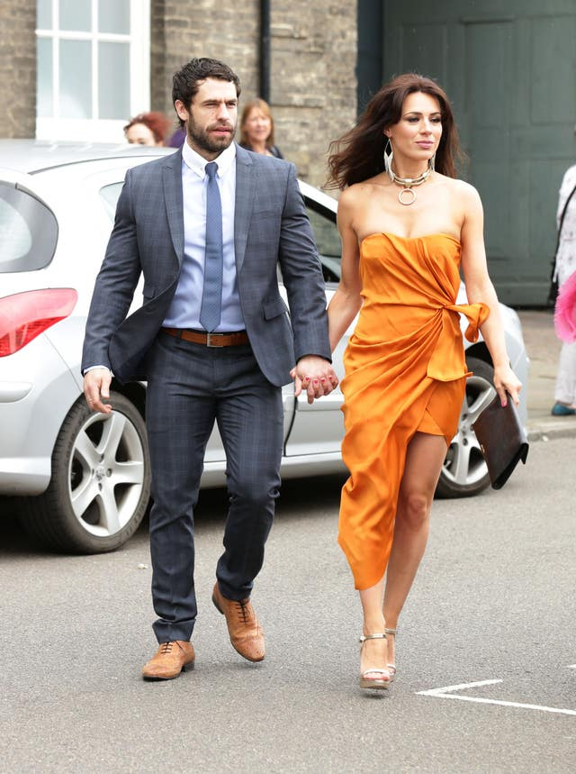 Michelle Keegan and Mark Wright wedding – Suffolk