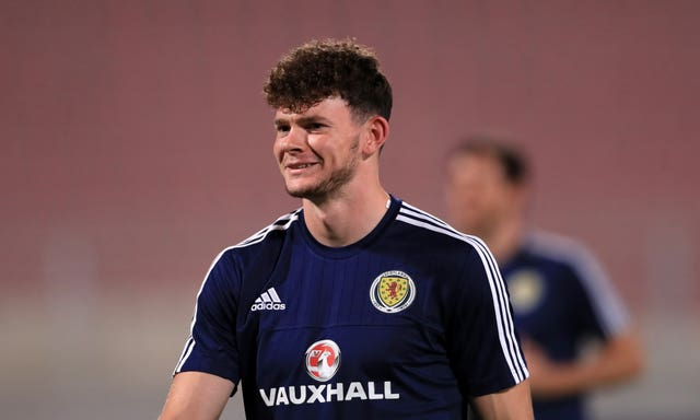 Malta v Scotland – 2018 FIFA World Cup Qualifying – Group F – Scotland Training and Press Conference – Ta'Qali National Stadium