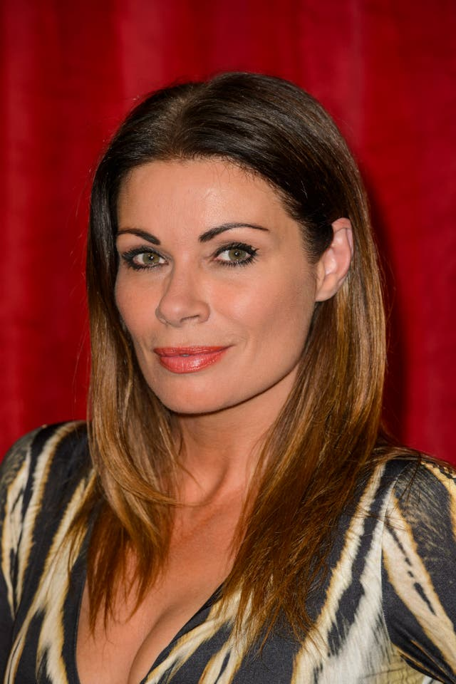 Alison King  at an awards show