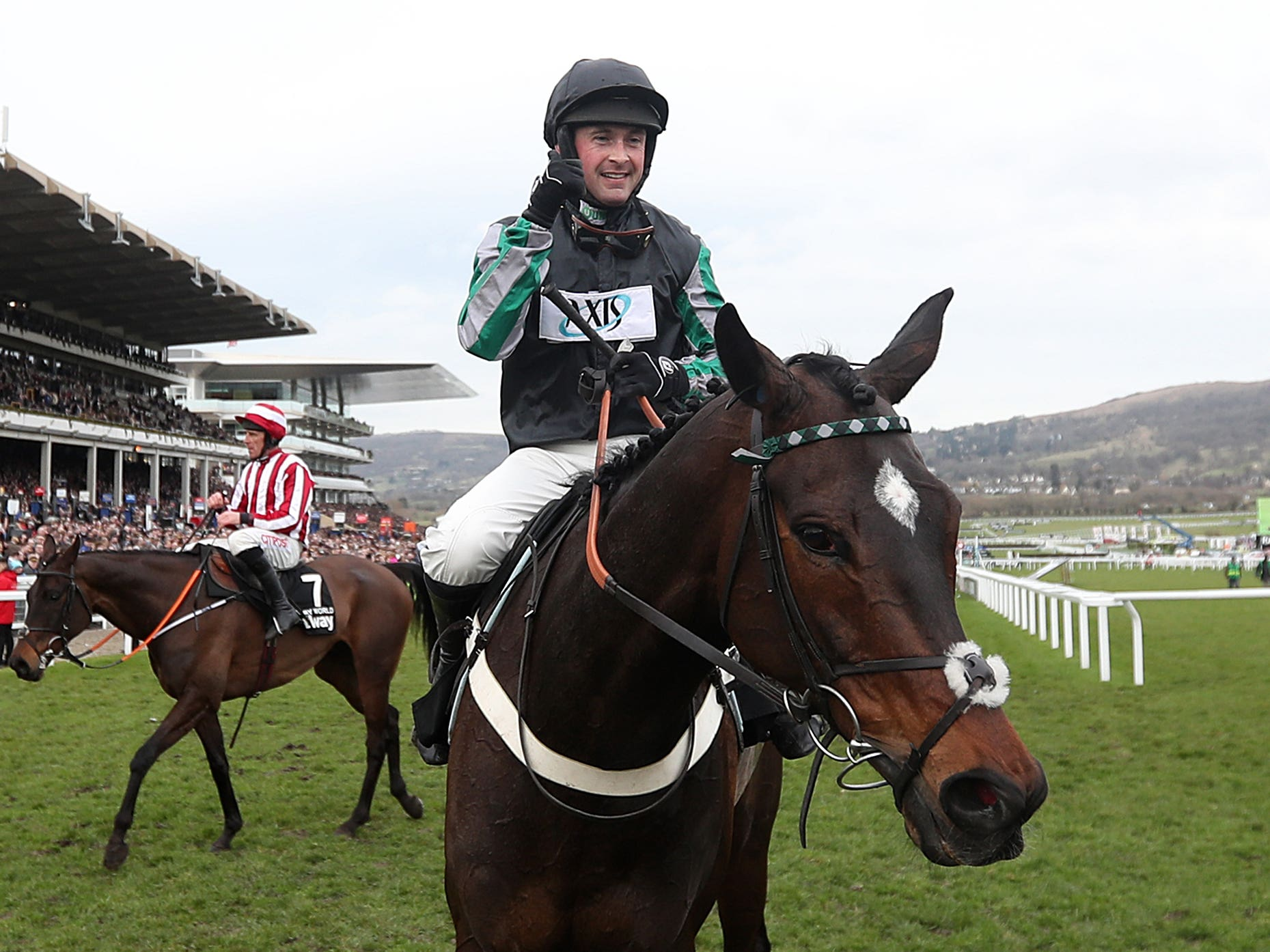 Altior has scared off the opposition in the Queen Mother (David Davies/PA)