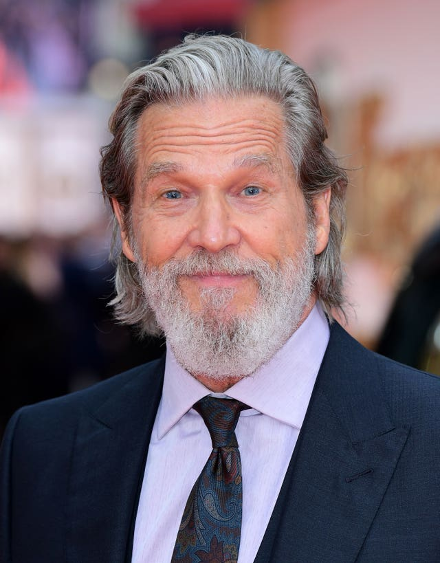 Jeff Bridges to receive Cecil B DeMille Award at the ...