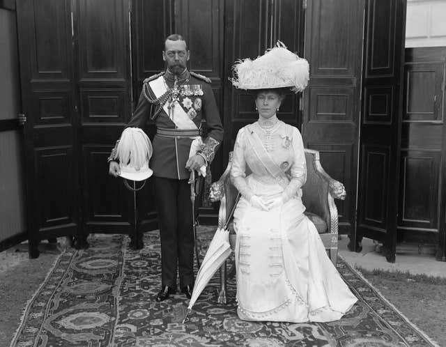 Royalty – King George V