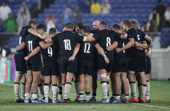 Scotland will be looking to get back on track against Samoa on Monday