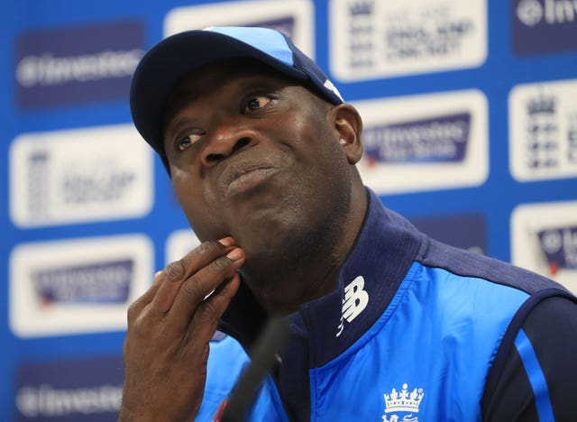 Ottis Gibson has an eye on coaching England