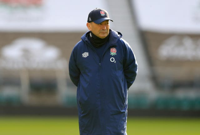 Eddie Jones has won the Six Nations three times in six years