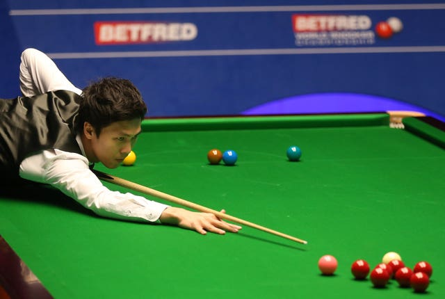 2019 Betfred Snooker World Championship – Day Five – The Crucible
